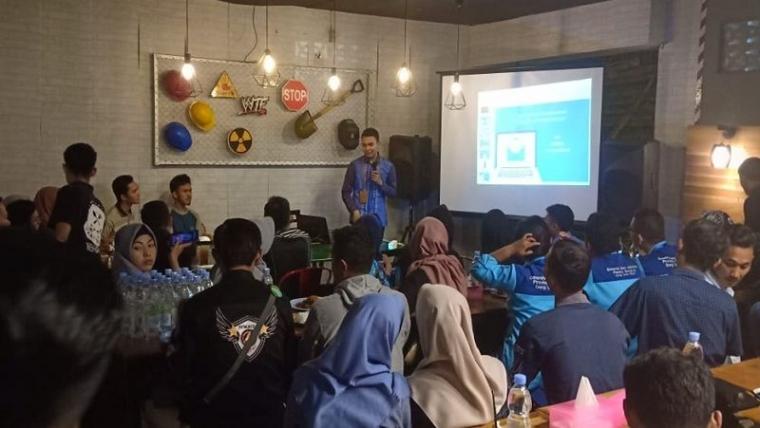 Investasi Saham Disukai Anak Muda Bengkulu