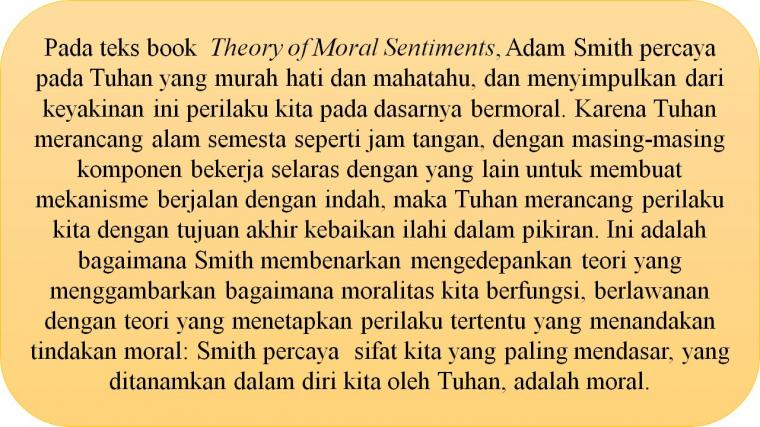 Filsafat Adam Smith [4]