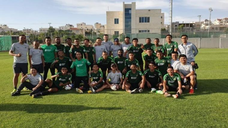 FIFA Matchday, Timnas Indonesia Kembali Takluk dari  Yordania