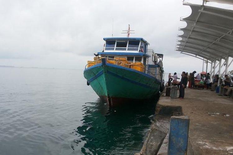 Menata Transportasi Kabupaten Jakarta Kepulauan Seribu