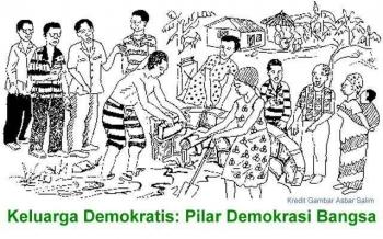 Kehidupan Yang Demokratis Dalam Koridor Persatuan Dan Kesatuan