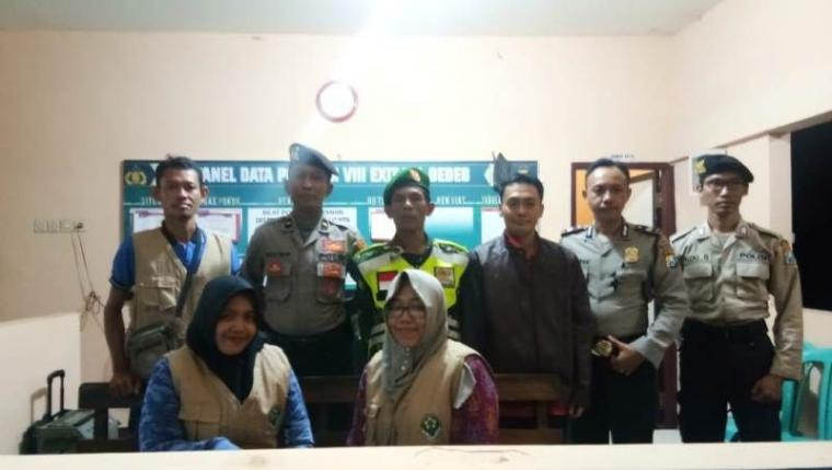 TNI-Polri dan Instansi Terkait Bersinergi Amankan Arus Mudik