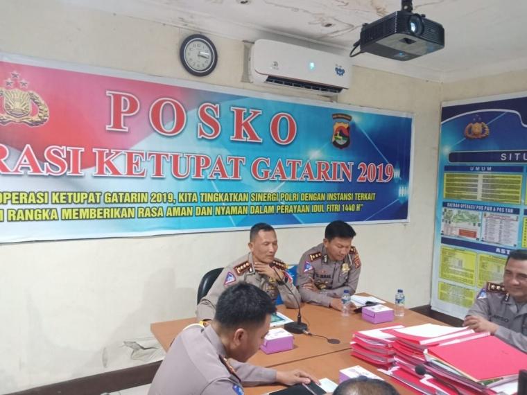 KBP Amin Litarso: Ditlantas NTB Siap Amankan Lebaran Topat