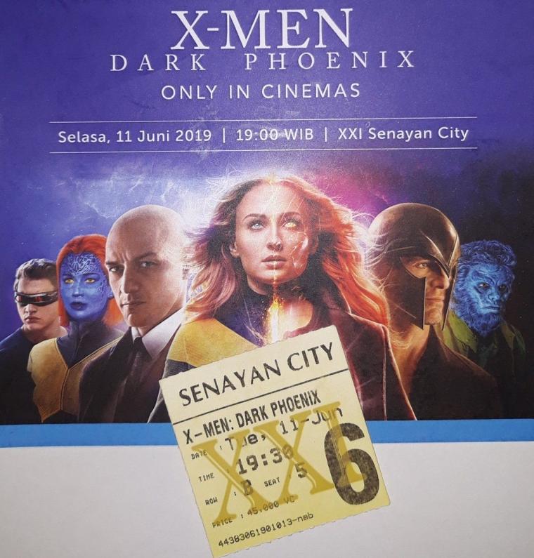 """X-Men: Dark Phoenix"", Penutup Seri X-Men"