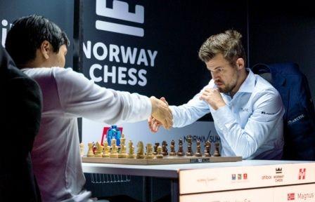 Altibox Norway Chess 2019 Babak Ketujuh