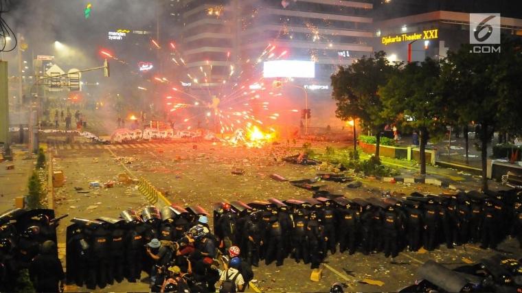 Dalang Kerusuhan 22 Mei Terungkap Tak Lama Lagi?