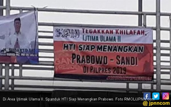Kekalahan Prabowo Akibat Politik Identitas
