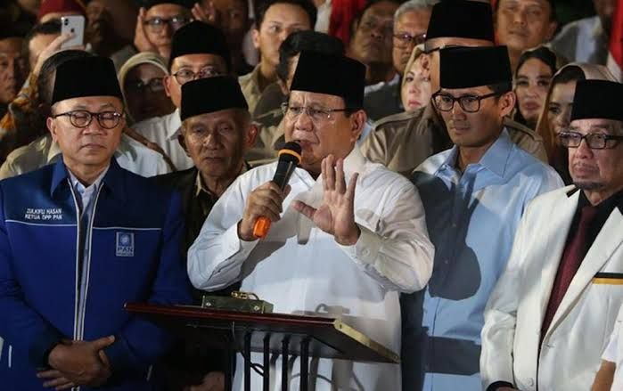 Gugatan Prabowo ke MK, Sia-sia kah?