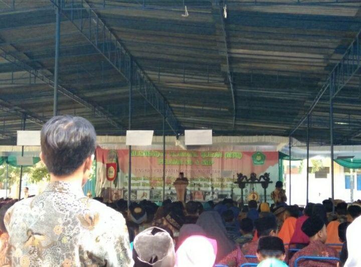 Perjalanan Kisah Mujahid Lomba MTQ Tingkat Kabupaten dari Sekolah Kami