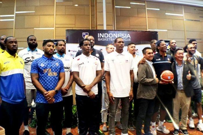 10 Pemain Asing Liga Basket Indonesia yang Layak Kembali Bermain di Musim Depan