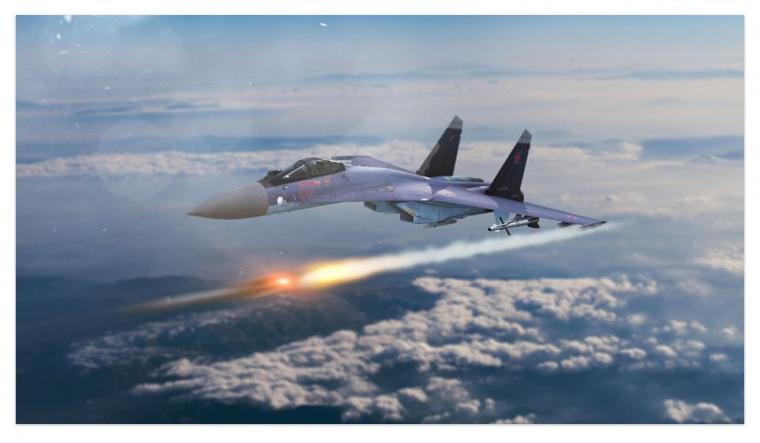 'Sukhoi SU-35' Mesin Perang Baru TNI AU Yang Terlambat Datang