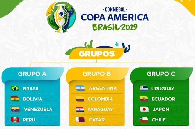 Mengapa Qatar dan Jepang Bisa Ikut Copa America 2019?