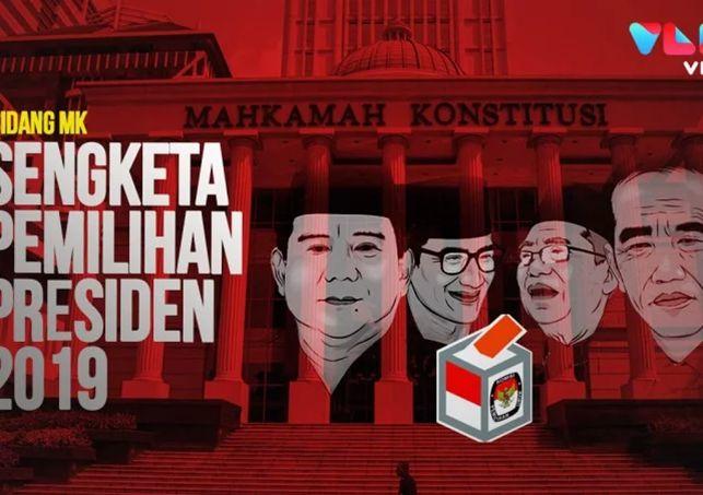 Keberatan KPU dan TKN Adanya Perbaikan Petitum BPN, MK Langgar Aturan Mereka Sendiri?