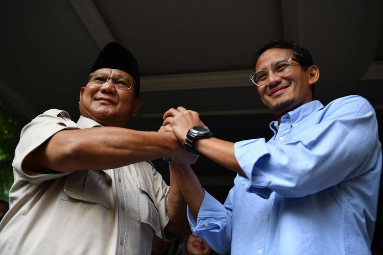 Mengapa Prabowo-Sandi Tidak Diperiksa Terkait TSM?