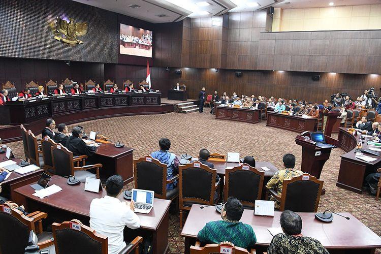 Petitum Prabowo-Sandi Poin 2 Wajib Ditolak MK, Ini Alasannya