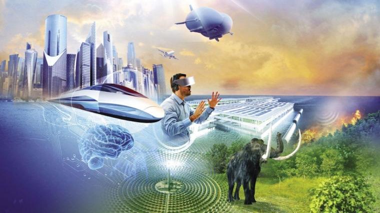 Dunia Bergerak Menuju Masa Depan, Bagaimana dengan Kita?