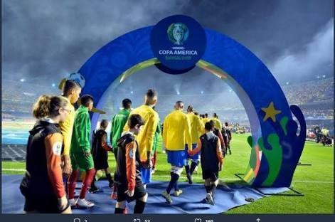 Copa America Tak Lagi Sejati Copa America