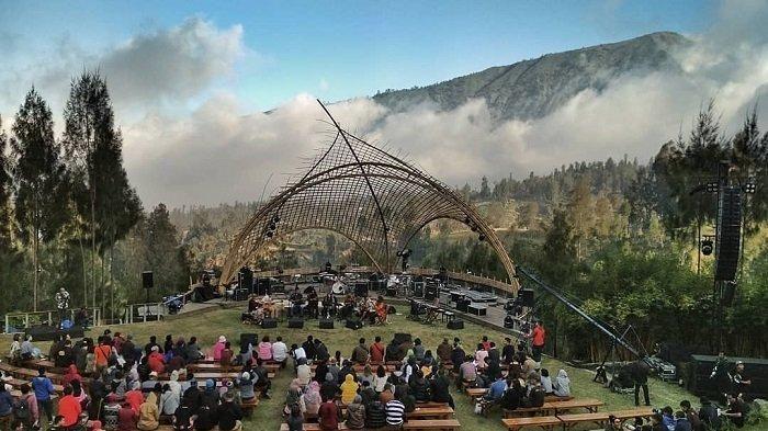 Festival Jazz Gunung Bromo