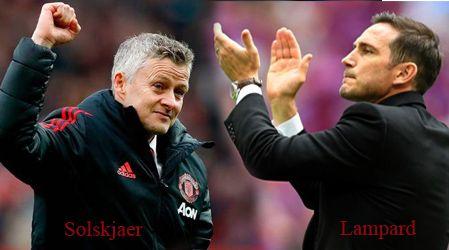 Solskjaer vs Lampard, Siapa yang Unggul?