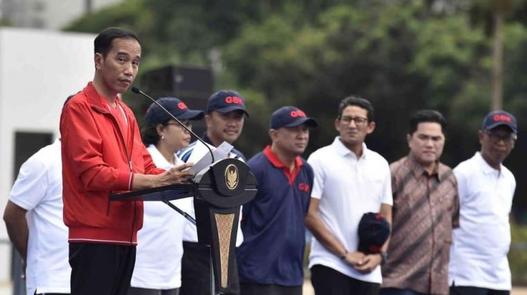 Kabinet Rekonsiliasi Memang Menarik, Maukah Sandiaga Jadi Menterinya Jokowi?