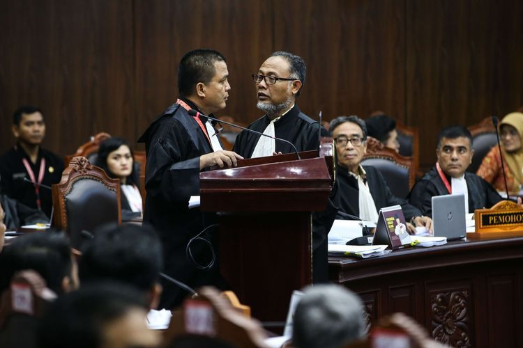 Inilah 7 Strategi Tim Hukum Prabowo-Sandi di MK