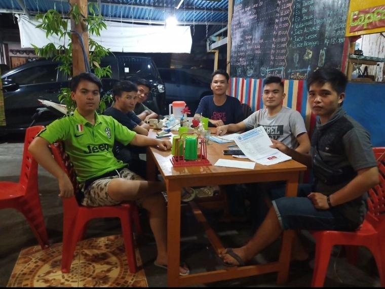 Milenial Siap Berjuang Bersama LP-KPK untuk Bolaang Mongondow Utara Bebas KKN