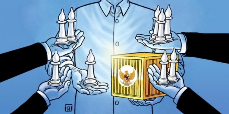 Batas Nasib Kementerian Kaya Vs Papa