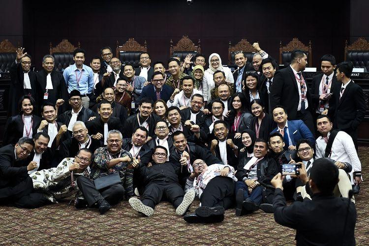 Alasan Kubu Prabowo Keok di Sidang MK