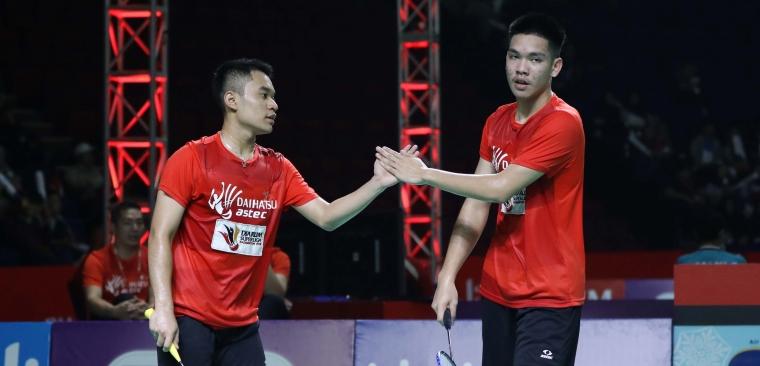 Amazing, Indonesia Memborong Tiga Gelar Juara Victor Malaysia International Series 2019