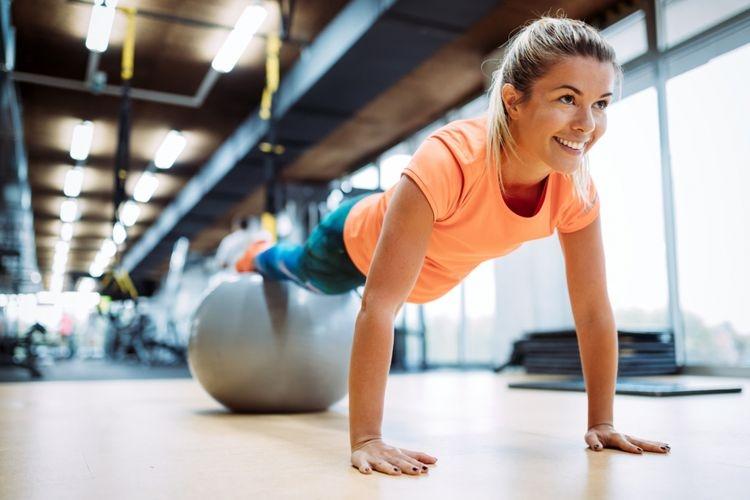 Olahraga Saja Tidak Cukup untuk Membuat Tubuh Sehat