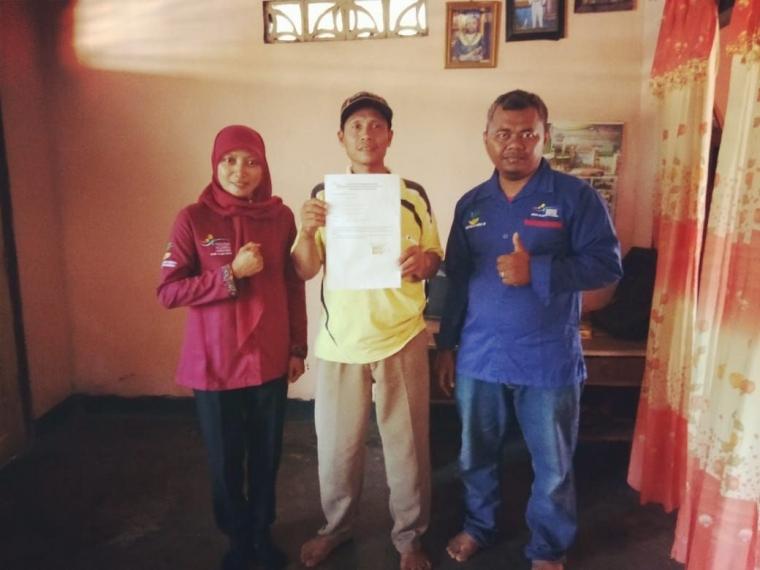 Penjual Getuk Keliling Berani Graduasi PKH