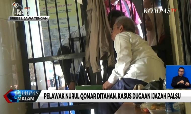 Mengenal Qomar, Pelawak Senior yang Tersandung  Kasus Dugaan Pemalsuan Ijazah