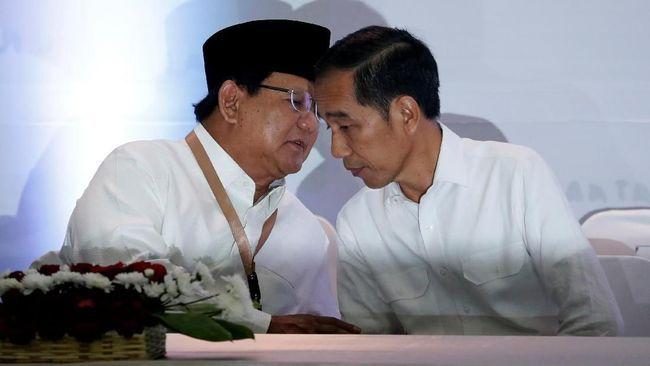 Ganjalan Gerindra Gabung Kabinet Jokowi Periode Kedua