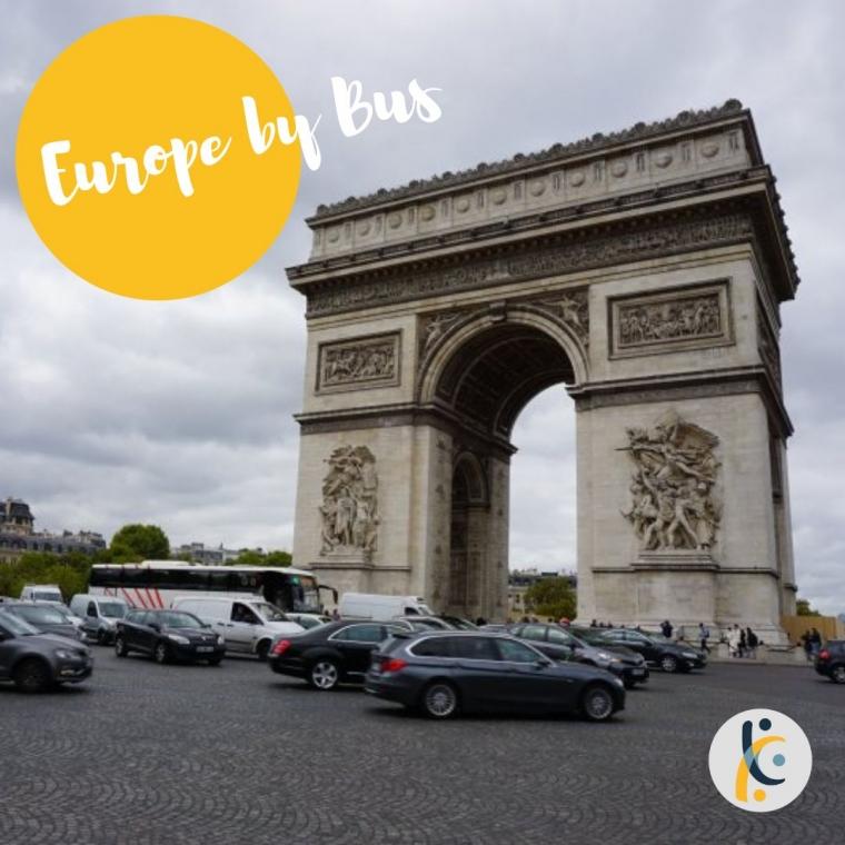 Euro Trip dengan Bus, Bagaimana Ceritanya?