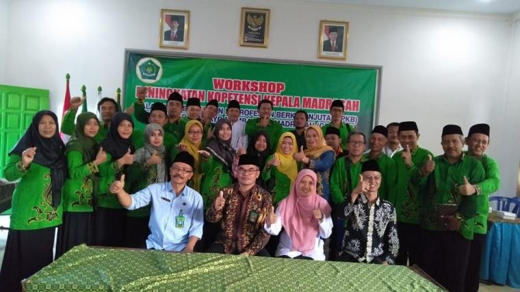 Membangun Madrasah Melalui Geramm