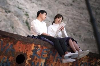 Perjalanan Cinta Song Joong Ki dan Song Hye Kyo - Kompasiana com