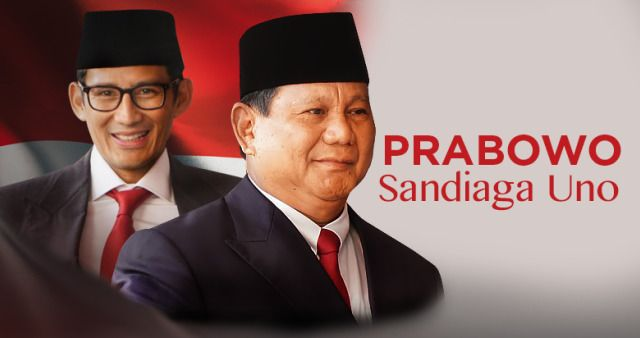 Prabowo-Sandi Menang, Ini Alasan yang Yahud!