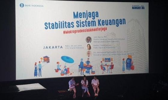 Serunya Ikut Acara Nangkring Bank Indonesia bersama Kompasiana