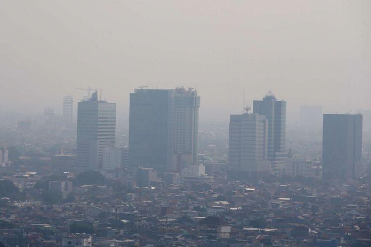 Polusi Udara di Jakarta Sangat Mengkhawatirkan