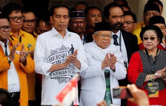 Ancaman Obesitas dan Kecemburuan di Koalisi Jokowi