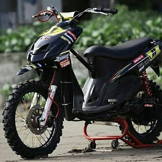 Motor Trail Matic di Indonesia Semakin Mewabah