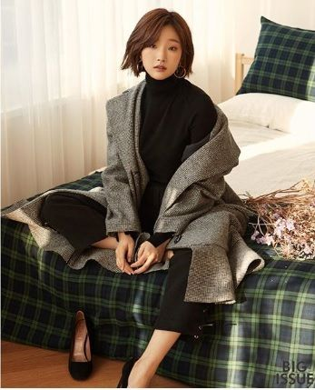 "Intip Yuk, 5 Tips Fashion Style ala Park So-dam Pemain Film ""Parasite"""