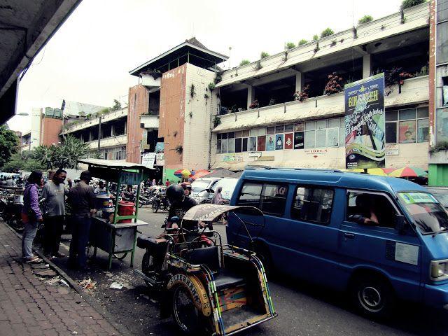 Sebuah Kontradiksi Itu Bernama Pasar Besar Malang