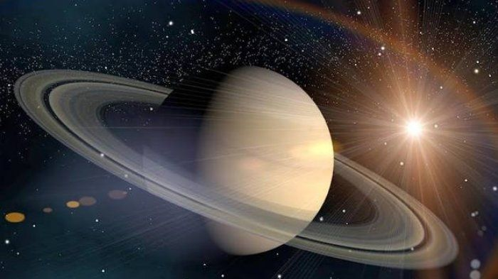 Malam Ini Saturnus Bisa Diamati dengan Mata Telanjang, Ketahui Fakta-faktanya!