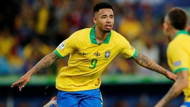 Lionel Messi dan Catatan Tercecer Rival Klasik Brasil-Argentina di Copa America 2019