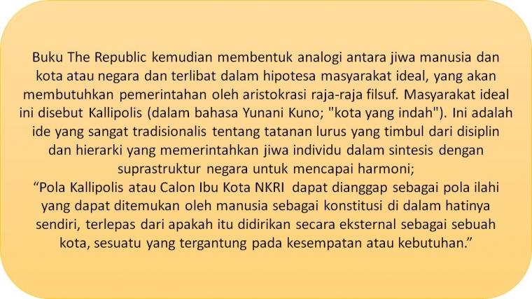 Tiga Metafora pada Pemindahan Ibu Kota NKRI [3]