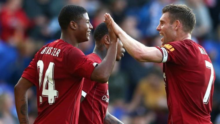 Joe Gomez Membawa Kabar Liverpool dari Melwood dan Prenton Park