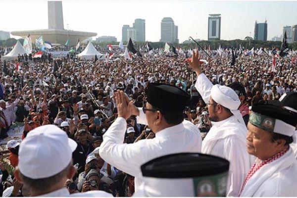 Prabowo ke Jokowi, Blok Islam ke Mana?