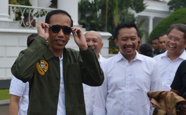 4 Menteri dalam Pantauan Jokowi