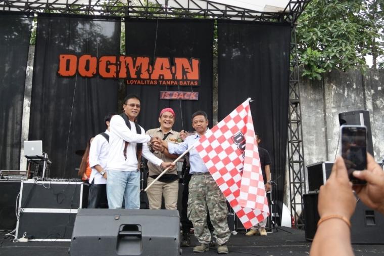 Keseruan Event Dogman Is Back Trail Adventure 2 Ciamis Jawa Barat